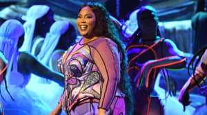 Watch Lizzo's hyper-theatrical performance from the 2020 Grammys