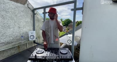 Digital FORT: Watch a rooftop set from Conducta