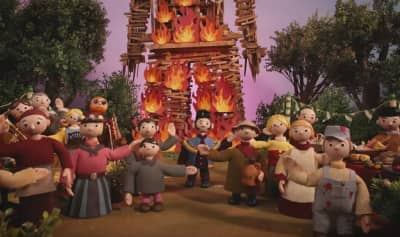 "6 Claymation Music Videos You Need To Watch After Radiohead's ""Burn The Witch"""