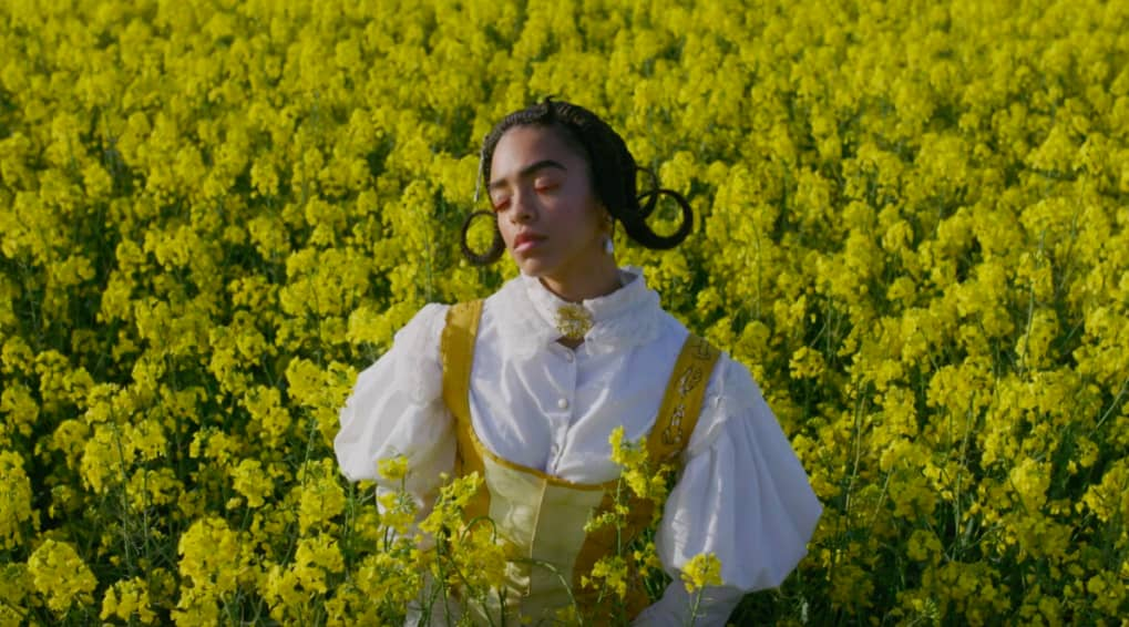 "Watch Kelsey Lu's opulent video for ""Foreign Car"""
