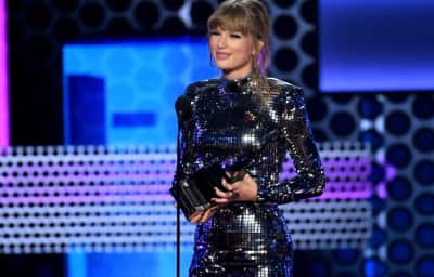 Taylor Swift is now the most decorated woman artist in the history of the AMAs
