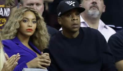 Beyoncé and JAY-Z's New Jersey show was temporarily evacuated due to severe weather