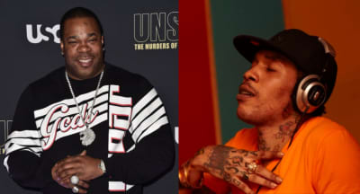 "Busta Rhymes and Vybz Kartel link up for ""The Don & The Boss"""