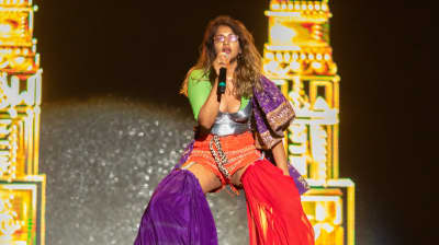 M.I.A. teases new music out later this week