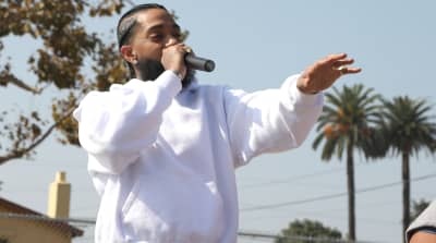 Nipsey Hussle's memorial service to be held at Staples Center
