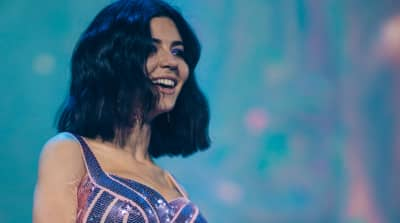Marina and the Diamonds shares an update on her new album