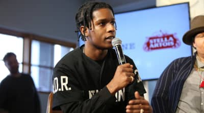 ASAP Rocky's Swedish attorney has been shot in Stockholm