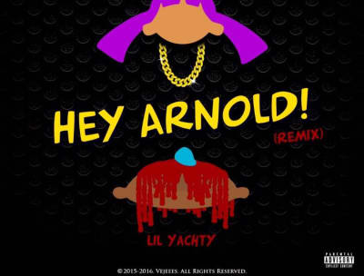 "Lil Yachty Joins Rico Nasty On The ""Hey Arnold"" Remix"