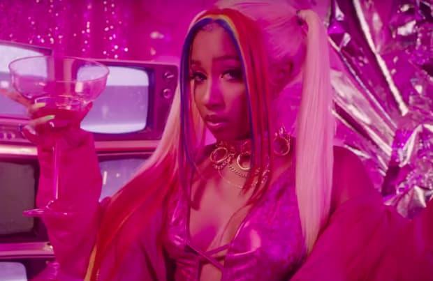 "Yung Baby Tate reimagines The Powerpuff Girls for her ""Pretty Girl"" Remix video"