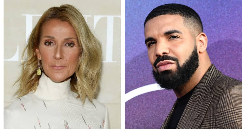 """Celine Dion responds to Drake wanting a tattoo of her face: """"don't do that"""""""