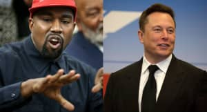 Elon Musk is still in support of Kanye West's presidential bid after all