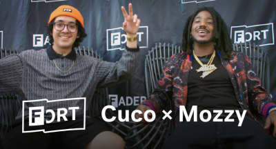 Watch Cuco and Mozzy interview each other