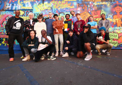 Brockhampton sign a recording contract with RCA records