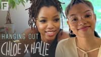 Hanging out with Chloe x Halle