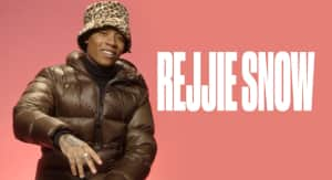 Rejjie Snow talks loving dogs, never hearing a Kid Cudi song and his new album