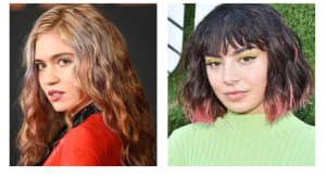 """Grimes says she's working with Charli XCX on a """"psychotic techno song"""""""