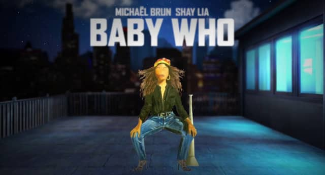 """Michael Brun and Shay Lia share the sultry """"Baby Who"""" 1"""