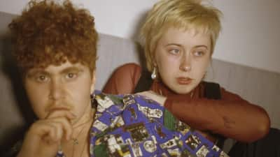 Girlpool share the title track of their new album What Chaos Is Imaginary