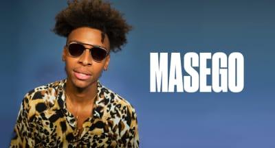 Masego explains how John P. Kee, Nelly Furtado, Natasha Bedingfield, and Loreen shaped his sound