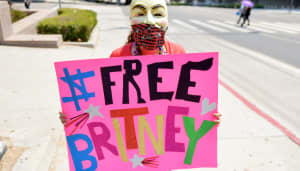 Britney Spears's conservatorship has been extended by at least six months