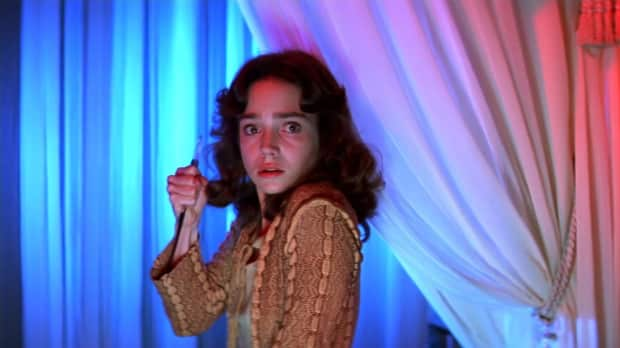 What to wear to a midnight Suspiria screening