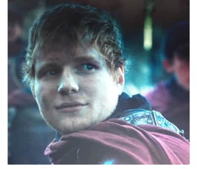 Ed Sheeran Was In The Season Premier Of Game Of Thrones