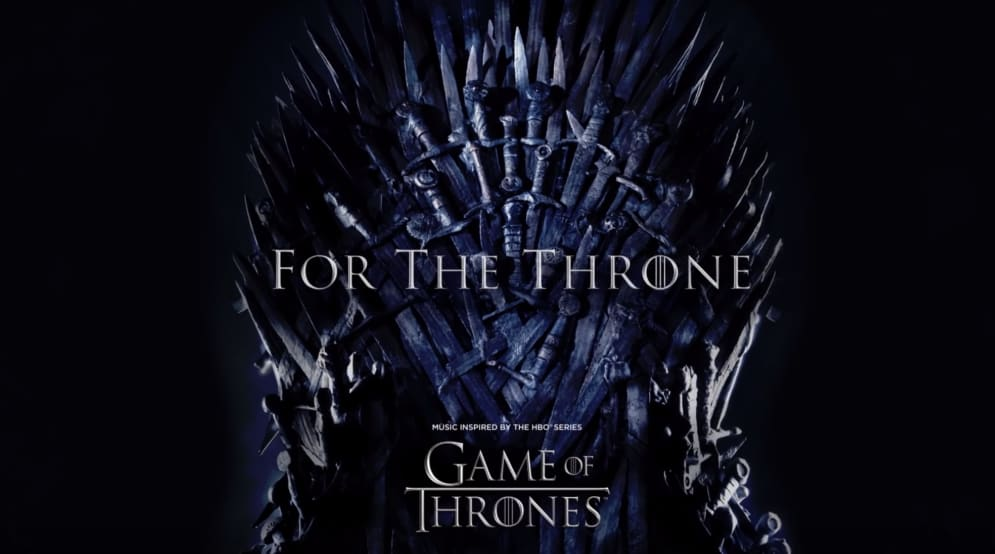 Hear The First Two Singles From The Game Of Thrones Soundtrack The
