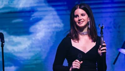 "Hear Lana Del Rey's new single ""hope is a dangerous thing for a woman like me to have - but i have it"""