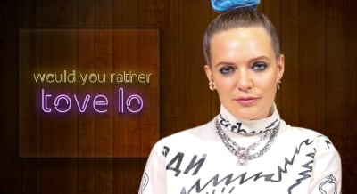 Tove Lo relives the best week of her life