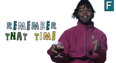 Remember That Time: MadeinTYO's son arrived during his video shoot