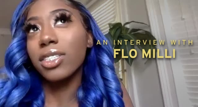 Nobody is having more fun than Flo Milli 1