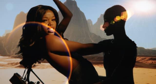 "Tkay Maidza enlists Yung Baby Tate for new video ""Kim"" 1"
