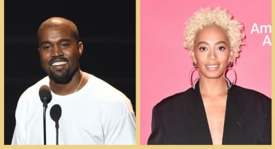 Kanye West and Solange sued for alleged copyright infringement