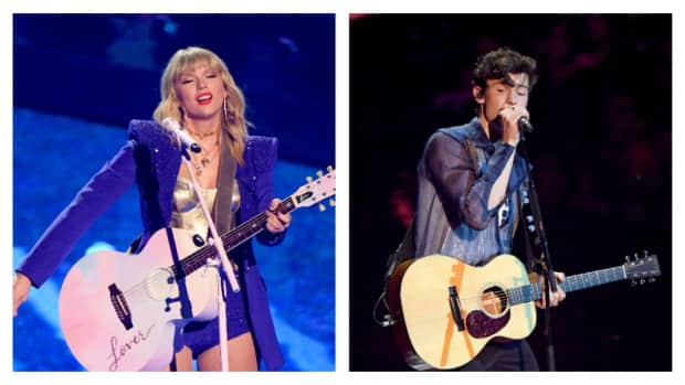 """Taylor Swift recruits Shawn Mendes for """"Lover"""" remix"""