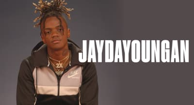 "JayDaYoungan talks growing up in Louisiana and recording ""Muddy Situation"""