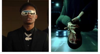 """Suit up for Lil Eazzyy and G Herbo's """"Onna Come Up (Remix)"""" video"""