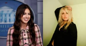 "Olivia Rodrigo gives Paramore's Hayley Williams songwriting credit on ""Good 4 U"""