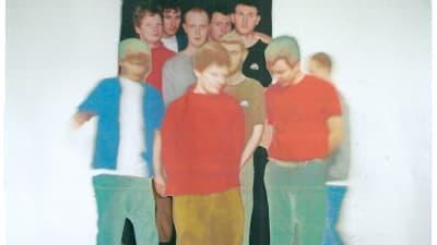"U.K. post-punk band Squid share fervent new song ""Sludge"""