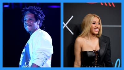 Cardi B believes JAY-Z can bring Colin Kaepernick back to the NFL
