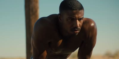 Watch the new trailer for Creed II