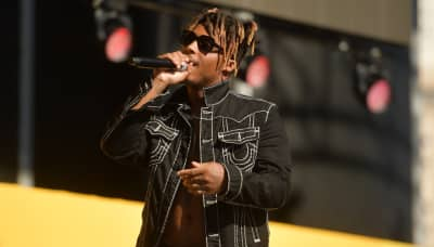 Juice WRLD says he's dropping one more album this year