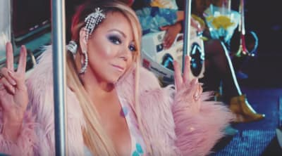 "Mariah Carey enlists Stefflon Don for ""A No No"" remix"
