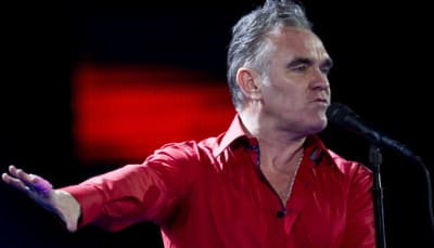 Morrissey kicked a concertgoer out of his Portland show for condemning the British far right