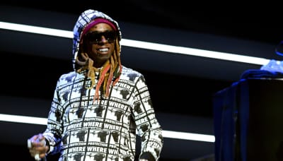 Is Lil Wayne teasing his Funeral album again?