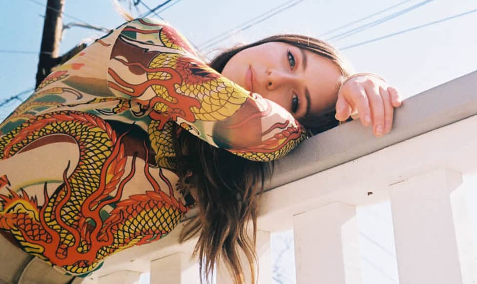"""Lila Drew gets nostalgic in her new """"nothing/seconds"""" video"""