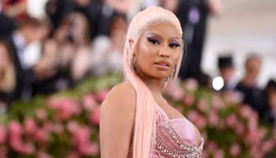 Nicki Minaj announces pregnancy on Instagram