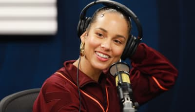 Alicia Keys' long-delayed seventh album is finally out this week