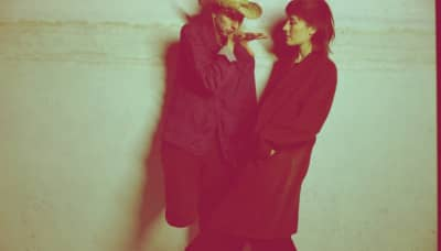 """Cate Le Bon and Bradford Cox team up for new EP, share """"Secretary"""""""
