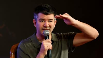 Uber CEO Travis Kalanick Resigns Following A Series Of Scandals