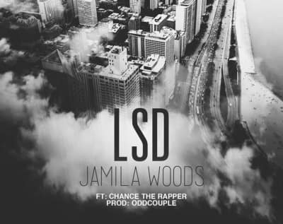 "Listen To Jamila Woods And Chance The Rapper's ""LSD"""